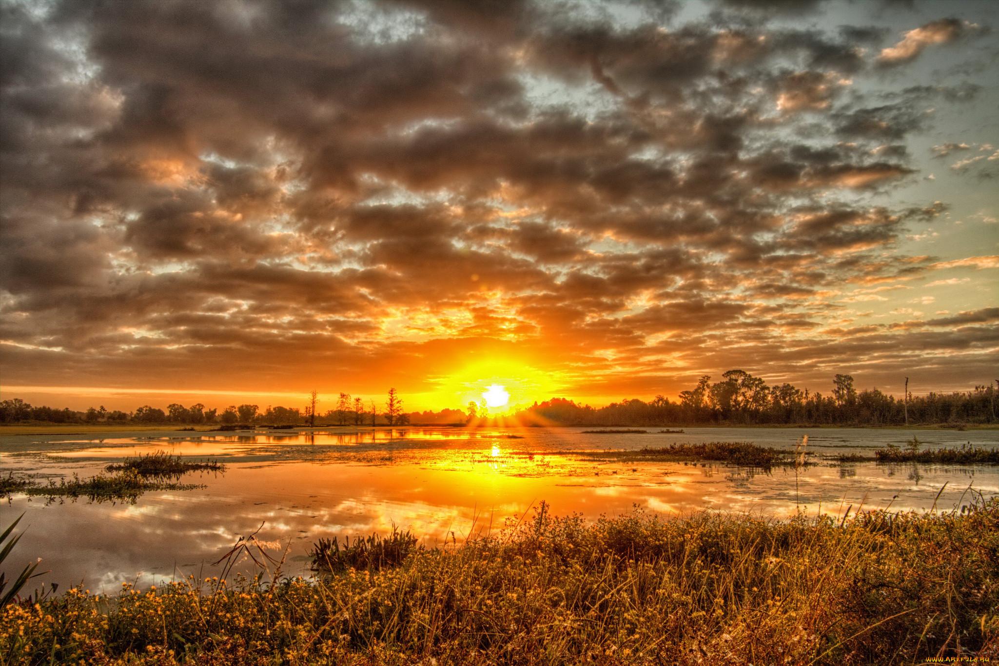 простой, картинки закат солнца природа закат стили интерьере